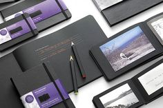 MOLESKINE INTRODUCES NEW COLLECTION WITH BLACK PAGES