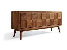 Wooden sideboard with doors A-130 by Dale Italia | design Arbet Design