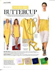 Resultado de imagen de INSTYLE MAGAZINE FEBRUARY COLOR CRASH COURSE