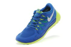 Free 5.0 Royal Free Running Shoes, Mens Running, Nike Free 5.0, Nike Basketball, Shoes Outlet, Blue Shoes, Footwear, Sneakers Nike, Blue