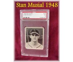 How stan musial has made me