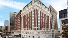 The Benson Hotel in Portland, Oregon featured on CNN Travel for its Centennial anniversary