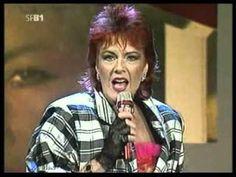 Anni - Frid Lyngstad - Shine (Musikladen TV Show)