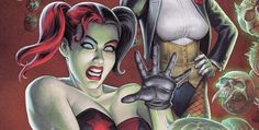 Weird Science DC Comics: Preview: Harley's Little Black Book #3