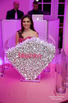 Candle lighting displays lucite heart hershey kisses display images tagged candle lighting aloadofball Choice Image