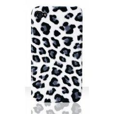 SONDERVERKAUF - Ultra Case Wildcat Leopard für iPhone 4S/4 - Weiß bei www.StyleMyPhone.de
