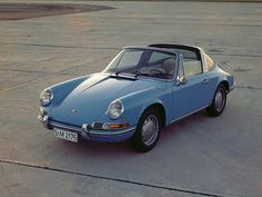 1970 Porsche 911 T 2.2 Targa