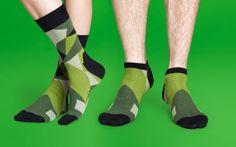 Happy Socks - SNS Camo Socks - HSXSNS - Sneakersnstuff, sneakers & streetwear online since 1999