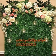 best ideas enchanted garden bridal shower floral design – Famous Last Words Green Bridal Showers, Tea Party Bridal Shower, Wedding Wall Decorations, Bridal Shower Decorations, Decor Wedding, Bridal Shower Backdrop, Birthday Decorations, Garden Candles, Wall Backdrops