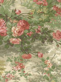 Love this English fabric