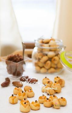 Just My Ordinary Kitchen...: NASTAR ISI COKELAT | Recipes - Cookies ...
