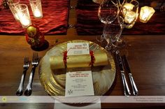 Russian themed table settings & Russian Table setting - golden server-ware caviar ornamental ...