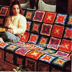 INSTANT DOWNLOAD PDF Vintage Crochet от PastPerfectPatterns, £1.50