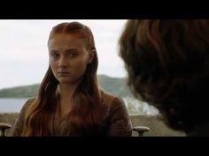 Sansa Stark and Tyrion Lannister speak about her dead family