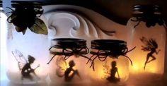DIY Disney Fairy Lanterns
