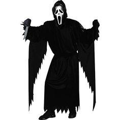 Fun World Costumes Adult Scream Costume, Black, One Size ... http://www.amazon.com/dp/B0027VT61Y/ref=cm_sw_r_pi_dp_G0Ppxb0KXBCWS