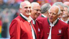 ++ Fußball, Transfers, Gerüchte ++: Beckenbauer macht sich für Hoeneß stark