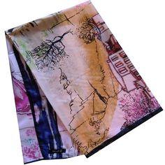 Panuelo Poblet en www.myleov.es #moda #accesorios #panuelo