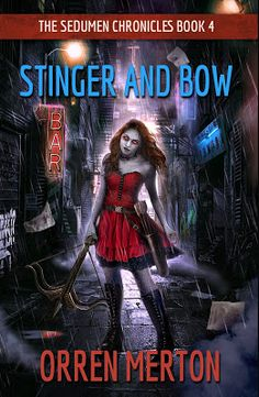 Blog Tour Excerpt & Giveaway - Stinger and Bow by Orren Merton