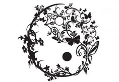 Yin Yang Ornamental