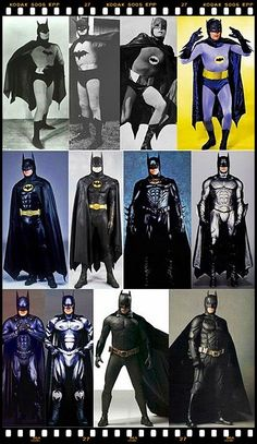 All of these costumes for batman are stupid!!! Please let the one Ben A wears in Superman/Batman be legit and not another bad version