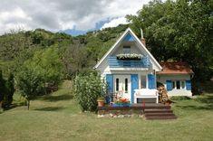 HOME & GARDEN: Cottages en Hongrie