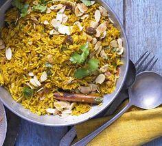 Spiced rice recipe