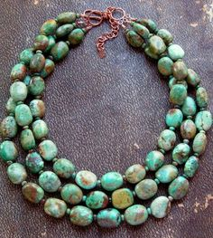 turquoise cowgirl beads...love love love
