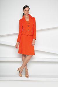 ETCETERA | Bright Orange