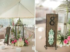 Shabby Chic Outdoor Wedding   This was so pretty   My Shabby/Chic Outdoor Wedding