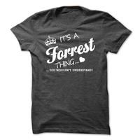 Its A FORREST Thing