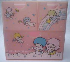 【1976】Drawer ★Little Twin Stars★