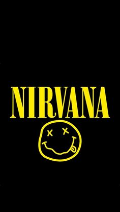 Nirvana wallpaper Wallpaper Pinterest Wallpaper and