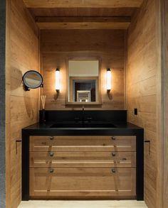 Massangefertitger Naturstein Waschtisch Im Badezimmer · Wellness SpaSpas