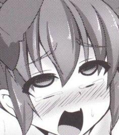 Anime Henti, Anime Kiss, Otaku Anime, Anime Art, Drawing Female Body, Ahegao, Manga Cute, Girl Face, Aesthetic Anime