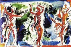 Dario Fo Pittore Dario Fo, Tempera, Literature, Artsy, Nobel Prize, Indian, Ink, Artwork, Painting