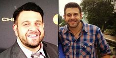 Food' Host Adam Richman Sheds 60 Pounds - Man Vs, Big Daddy, Rich Man, Crushes, Men Casual, Sheds, Gd, Boys, Mens Tops