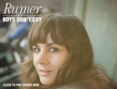 If you have been missing Karen Carpenter, you must check Rumer out.  Soulful, elegant, simply lovely