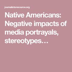 media puts a negative stereotype on Gendered media: the influence of media on views of gender  this perpetuates a negative stereotype of men as uncaring and uninvolved in family life.