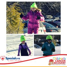 Children's Cancer Recovery Foundation recently donated $1,925 to send seven families to Special Love's Family Ski Weekend, a program which gives families – who have a child with cancer- the opportunity to enjoy a fun-filled weekend getaway. http://childrenscancerrecovery.org/2015/02/ccrf-funds-special-love-ski-weekend-families-dealing-cancer/