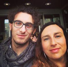 #Glocal14 #Varese @enricacherici @matteomarzotti
