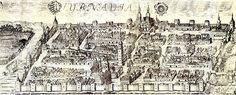 Bratislava, Vintage World Maps, Painting, Historia, Painting Art, Paintings, Painted Canvas, Drawings