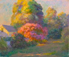 John Ebersberger: Gardens Edge Last Light