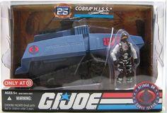#GIJoe 25th Anniversary Cobra H.I.S.S. with Cobra Driver - Attack on Cobra Island Hasbro http://www.amazon.com/dp/B000Y4BWA4/ref=cm_sw_r_pi_dp_xN6Csb09GTKFJC1V