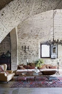 Home Interior, Interior Decorating, Mansion Interior, Style Toscan, Cotswold House, Style Rustique, Mediterranean Style Homes, Mediterranean Architecture, Design Apartment