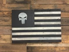 Punisher small concealment flag