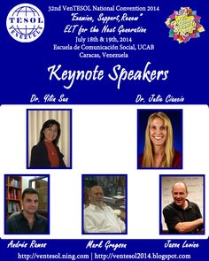 National Convention, Keynote Speakers, Events, Amazing, Caracas