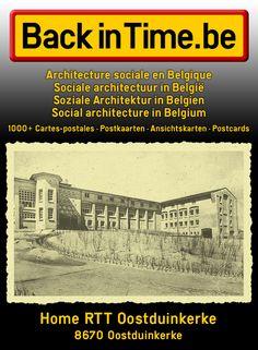 Home RTT Oostduinkerke Kinderlaan 35 | 8670 Oostduinkerke  Architecture sociale en Belgique Sociale architectuur in België Soziale Architektur in Belgien Social architecture in Belgium
