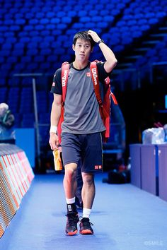ATP ワールドツアー ファイナルズ01 もっと見る Kei Nishikori, Tennis Stars, Tennis Players, Athlete, Sporty, Game, Interior, People, Fashion