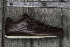 Reebok Classic Leather LUX 'Chestnut' (Horween)